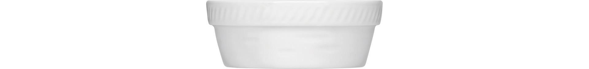 Luzifer, Backform rund ø 135 x 52 mm / 0,45 l