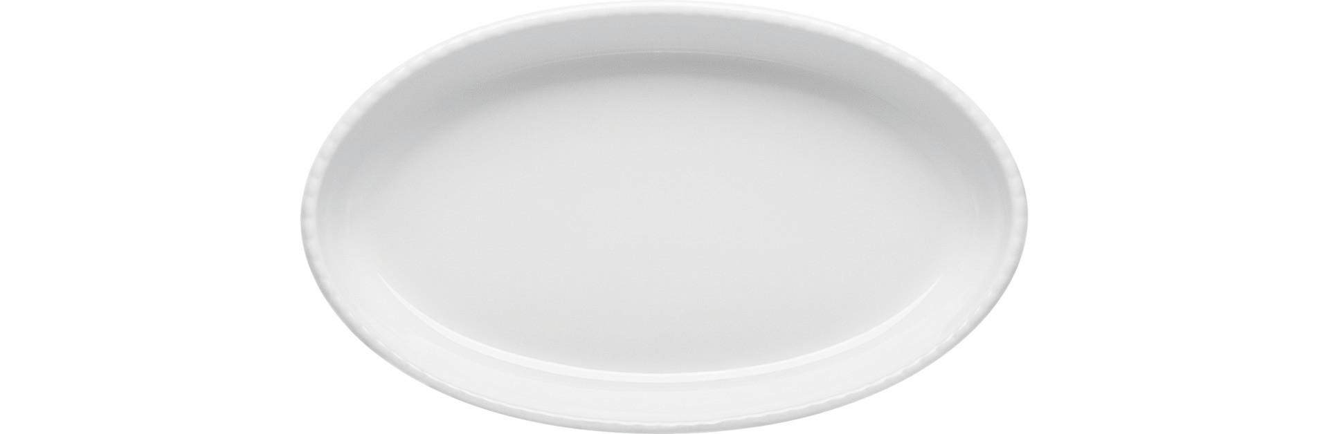 Luzifer, Backform oval 246 x 147 x 38 mm / 0,57 l