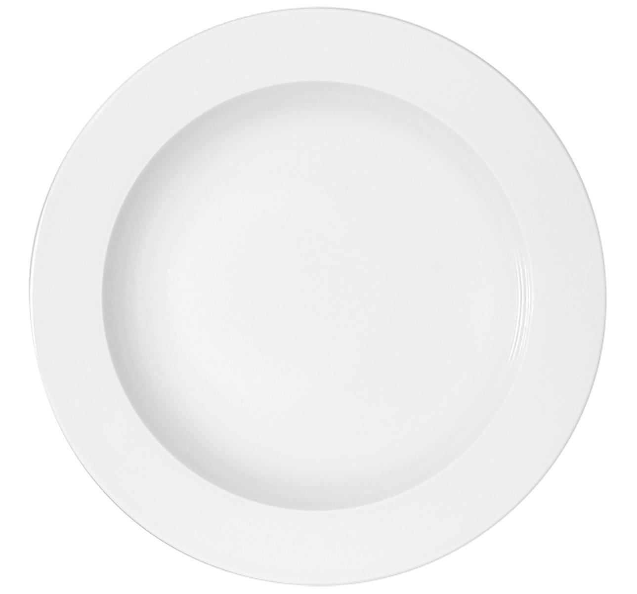 Maitre, Teller tief mit Fahne ø 309 mm / 0,75 l