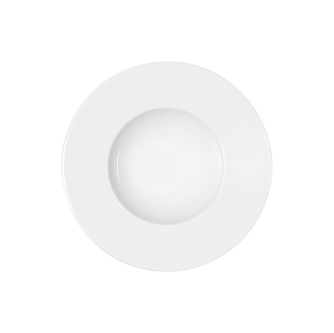 Maitre, Teller tief mit breiter Fahne ø 200 mm / 0,19 l