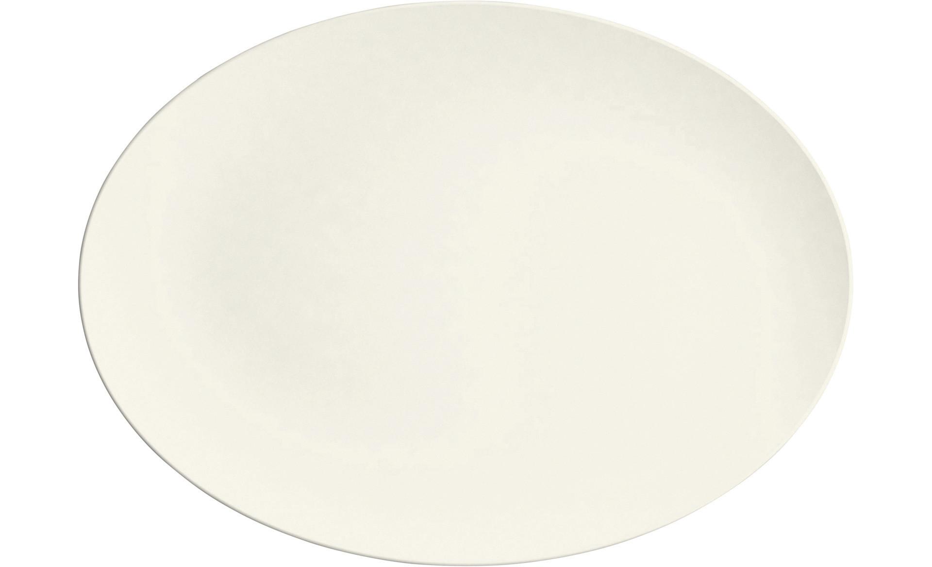 Purity, Coupplatte oval 330 x 240 mm
