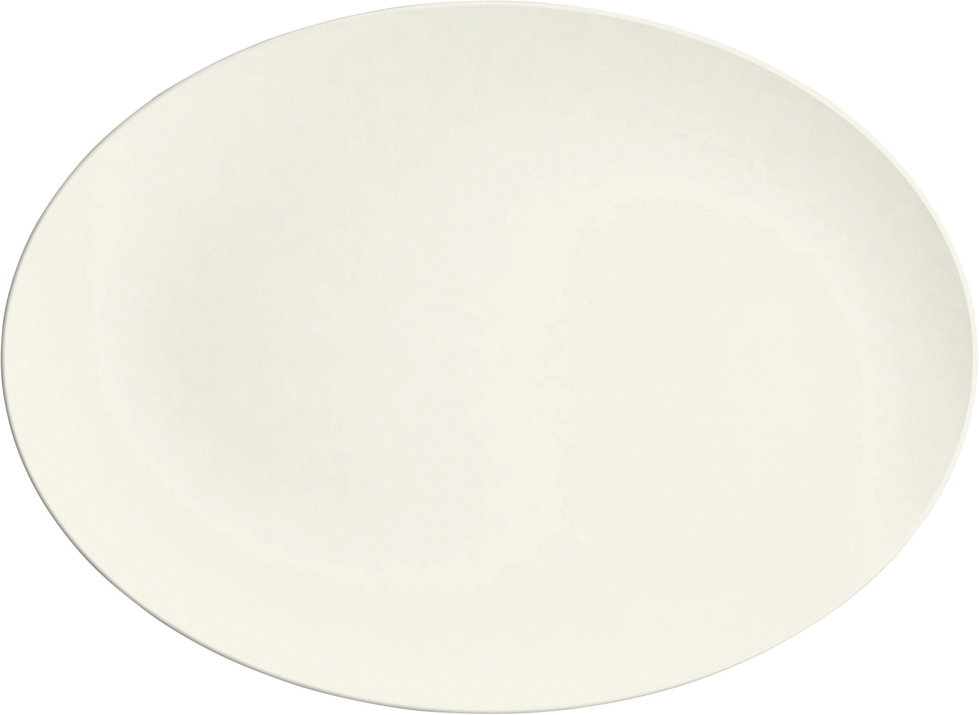 Purity, Coupplatte oval 370 x 270 mm