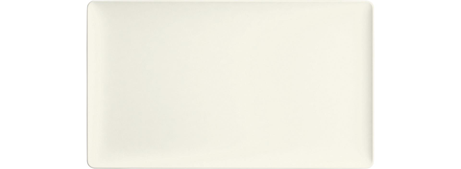 Purity, Coupplatte rechteckig 270 x 200 mm