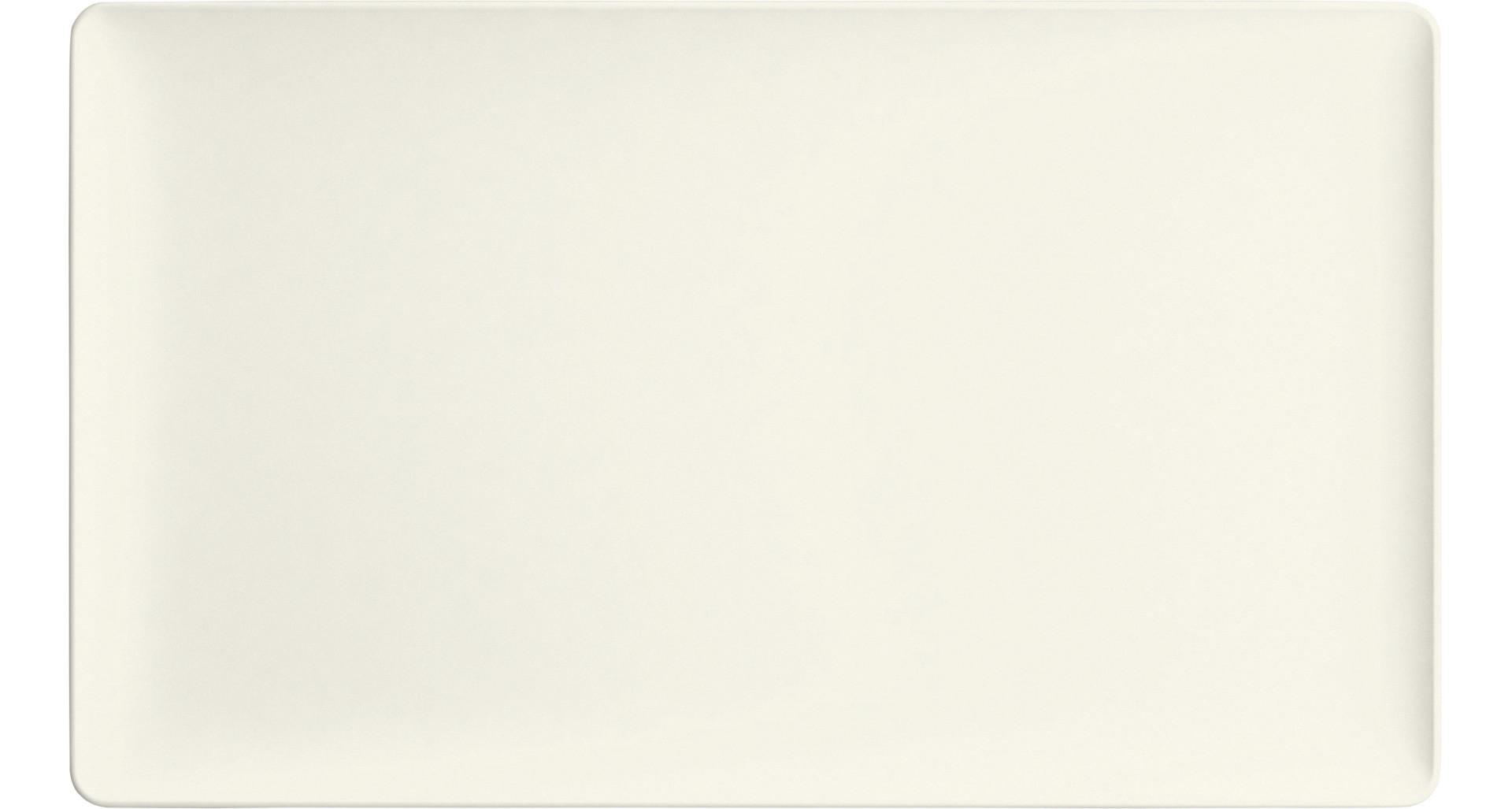 Purity, Coupplatte rechteckig 340 x 200 mm