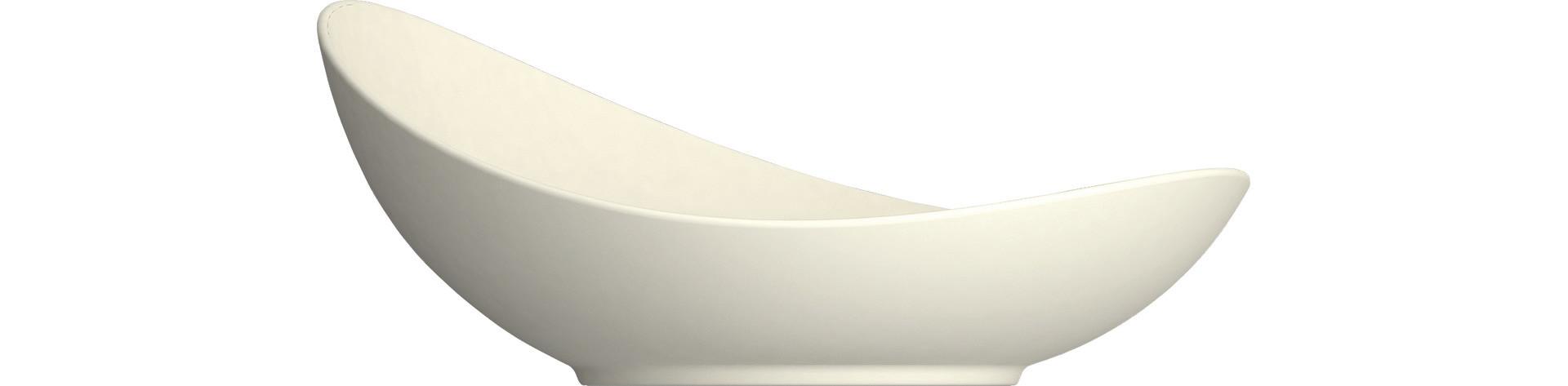 Purity, Schale asymmetrisch 250 x 236 mm / 0,90 l