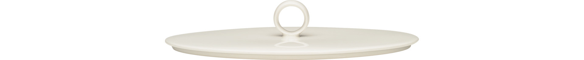 Purity, Deckel oval 122 x 94 mm für 0,18 l Schale