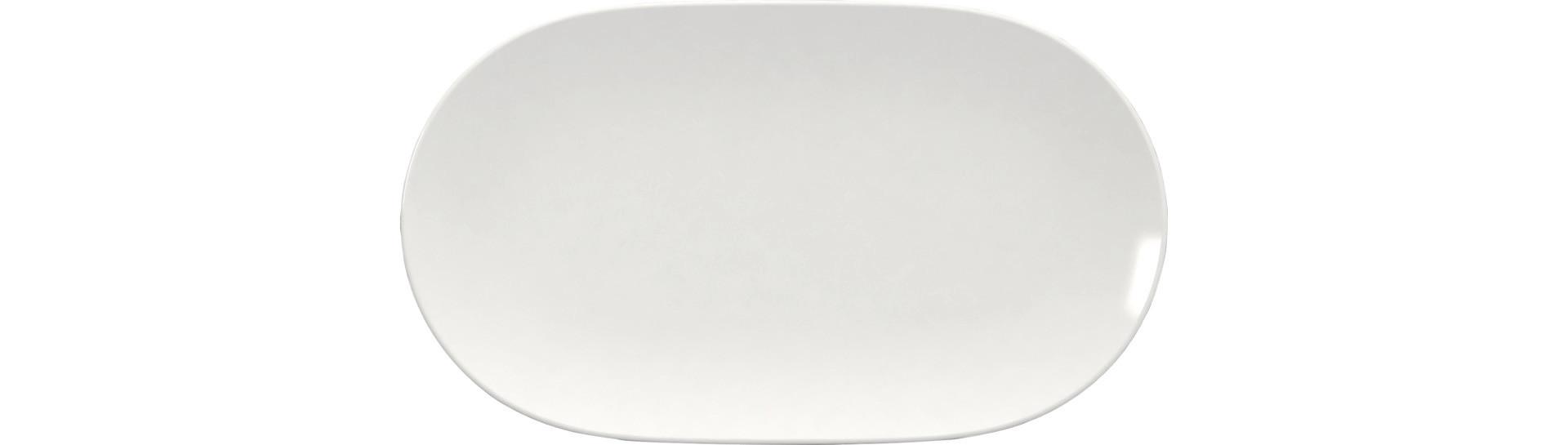 Scope, Coupplatte oval 230 x 151 mm