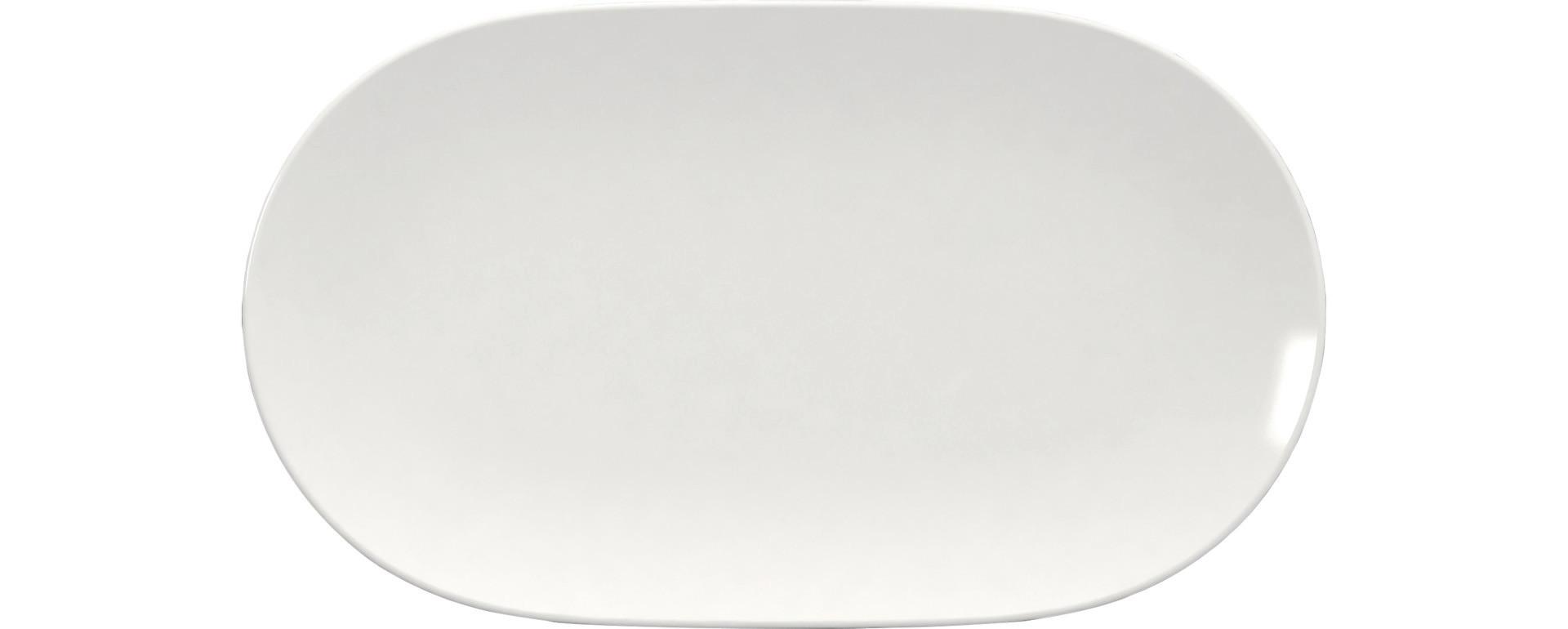 Scope, Coupplatte oval 325 x 188 mm