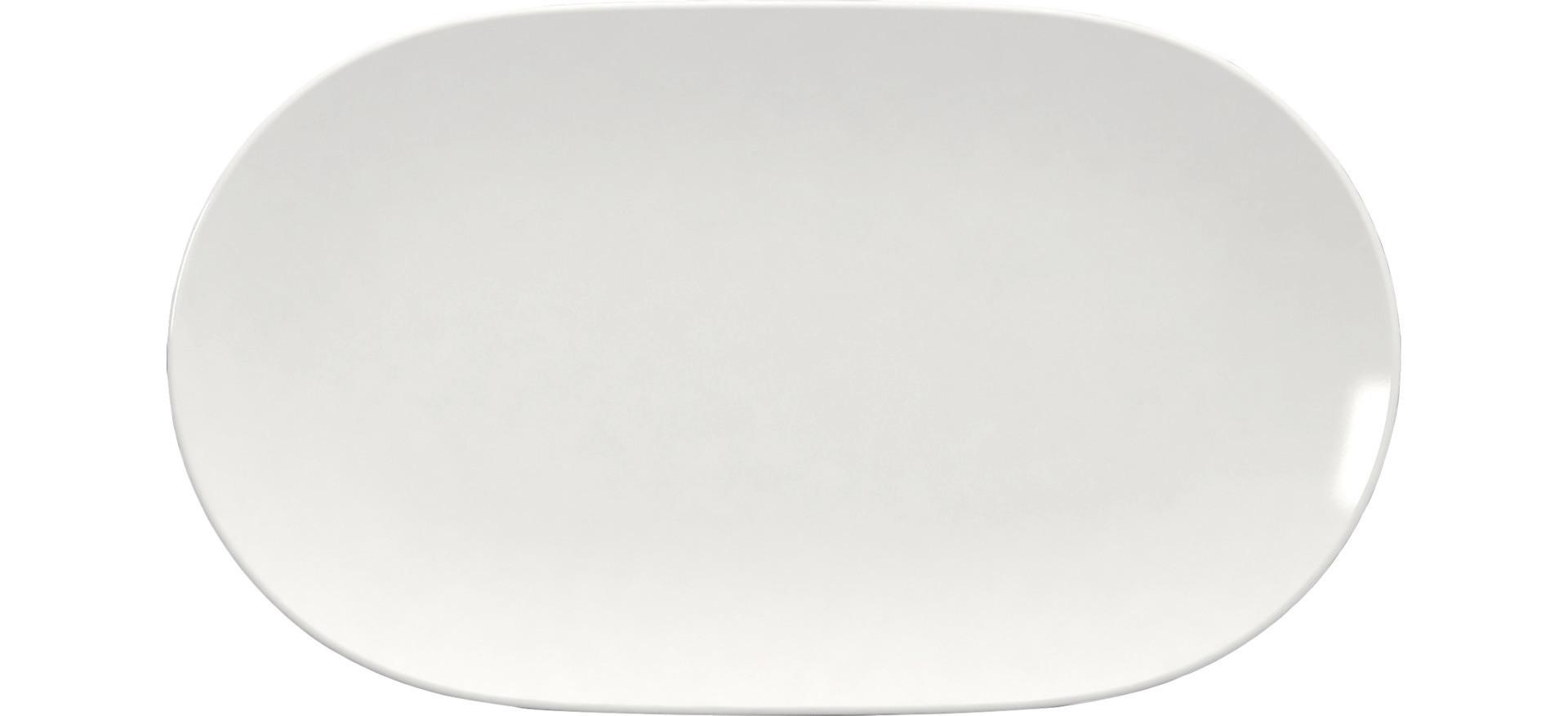 Scope, Coupplatte oval 373 x 222 mm