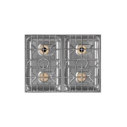 Gas-Herd Grundeinstellung Erdgas / 4-flammig / 18,00 kW