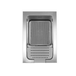 Elektro-Nudelkocher 1 Becken / GN 2/3 - 220 mm / 400 x 600 mm