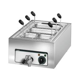 Elektro-Nudelkocher 1 x 20,00 l / Wanne 509 x 304 mm / Auftischgerät