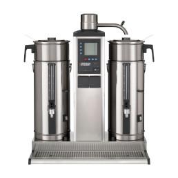 Filterkaffeemaschine 2 x 5,00 l / mit Wasseranschluss / 230 V