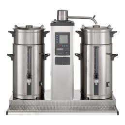 Filterkaffeemaschine 2 x 10,00 l / mit Wasseranschluss / 400 V