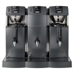 Kaffeemaschine 2 x 2,00 l Kaffee / 1,80 l Heißwasser / mit Wasseranschluss