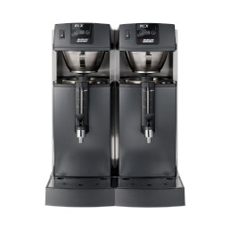 Kaffeemaschine 2 x 2,00 l / mit Wasseranschluss / 230 V