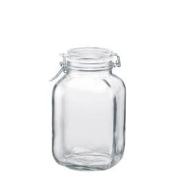Fido, Einmachglas 3,00 l / 151 x 151 x 242 mm mit Bügelverschluss