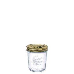 Quattro Stagioni, Einmachglas ø 89 mm / 0,32 l mit Metallschraubverschluß