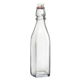 Swing, Flasche 77 x 77 x 275 mm / 0,50 l mit Bügelverschluss