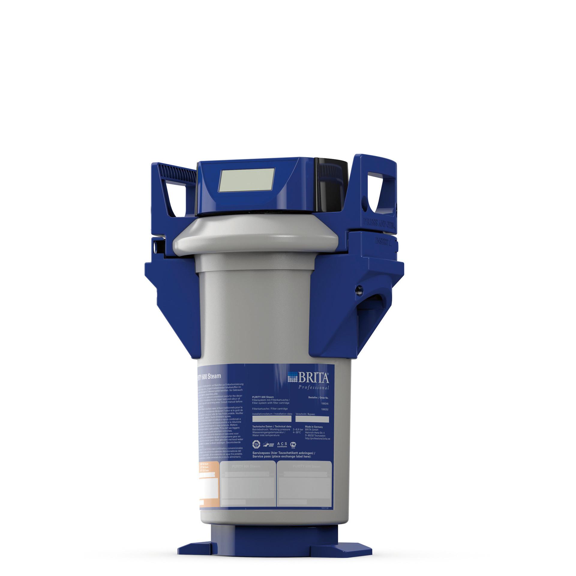 Filtersystem Purity 450 Steam mit MAE