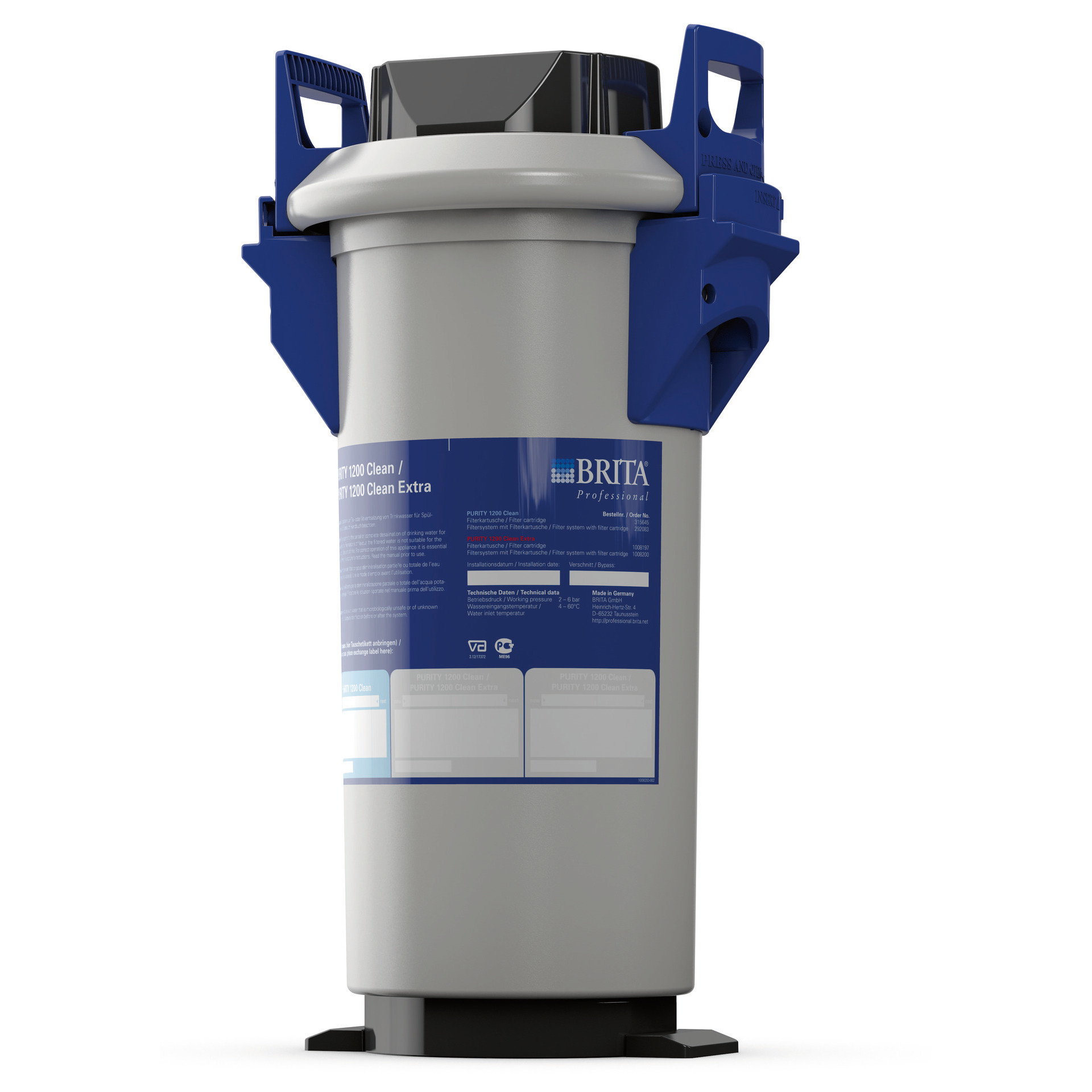 Komplettsystem Purity 1200 Clean / Teilentsalzung