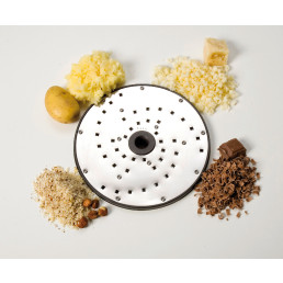 Parmesanscheibe 3 mm / zu GSM 5 + Anliker L / Glasfaserverbundstoff