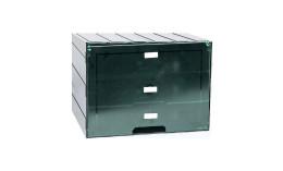 Scheibenbox groß für 4 Schneidscheiben ø 180 mm