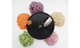 Brunoises-Schneidscheibe 2 mm / zu GSM 5 + Anliker L Glasfaserverbundstoff