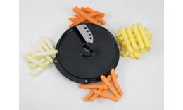 Pommes-Frites-Schneider PF 10 / zu GSM 5 + Anliker L / Glasfaserverbundstoff