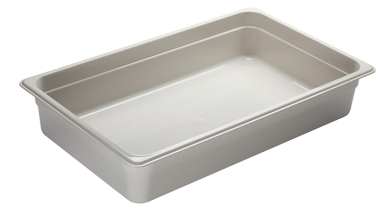 GN-Behälter GN 1/1 8,50 l / 530 x 325 x 65 mm weiß