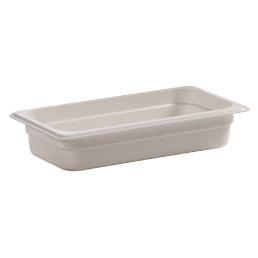 GN-Behälter GN 1/3 2,40 l / 325 x 176 x 65 mm weiß