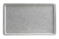 GN-Tablett Polyester Lite glatt GN 1/1 530 x 325 mm granit