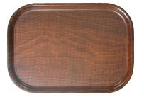 Tablett Pressholz eckig 750 x 480 mm