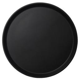 Camtread-Tablett rund 355 mm schwarz