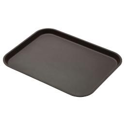 Camtread-Tablett eckig 360 x 460 mm tavernenbraun