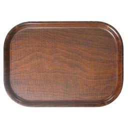 Tablett Pressholz eckig 580 x 380 mm