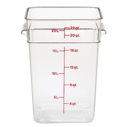 Vorratsbehälter 20,80 l / 310 x 256 x 400 mm