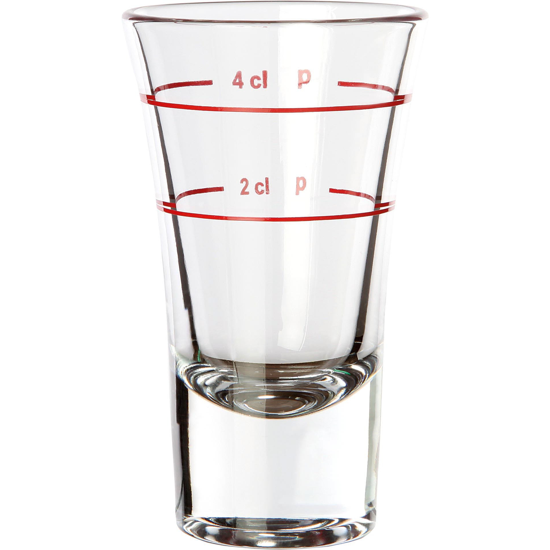 Schnapsglas 1 Cl