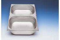 GN-Behälter 1/2 Edelstahl 150 mm tief