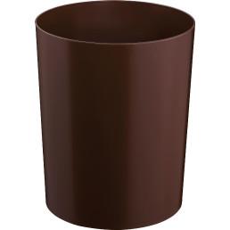 Papierkorb ohne Metallboden