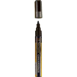 Kreidemarker 2-6 mm schwarz