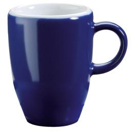 """Tasse obere Espresso """"Barista"""" blau"""