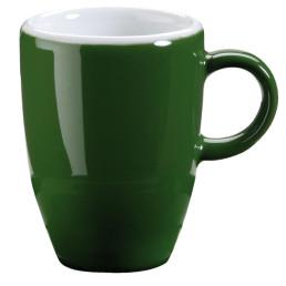 "Espressotasse ""Barista"" grün"
