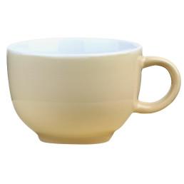 """Kaffee- / Cappuccinotasse """"Barista"""" sand"""