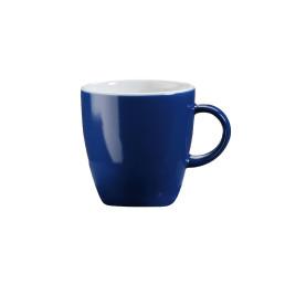 Latte Macchiatotasse blau