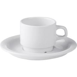 "Espresso-Untertasse ""Oslo"" Hotelporzellan"