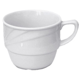 "Kaffeetasse ""Nizza"" Hotelporzellan"