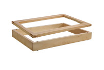 Basiselement + Rahmen 2er-Set, GN 1/1
