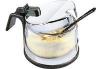 Parmesan- / Zuckerdose