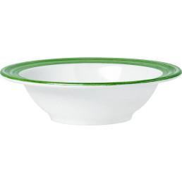 Kompottschale grün
